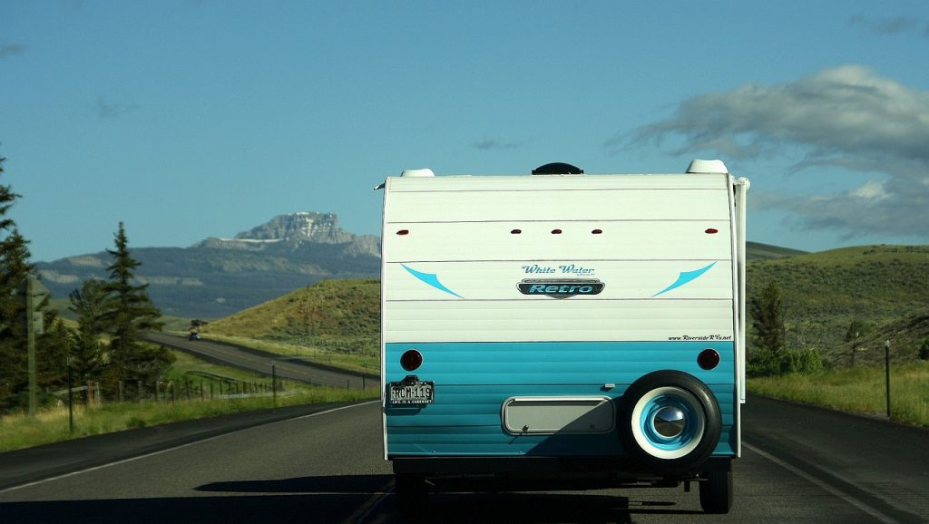 cout louer camping car usa